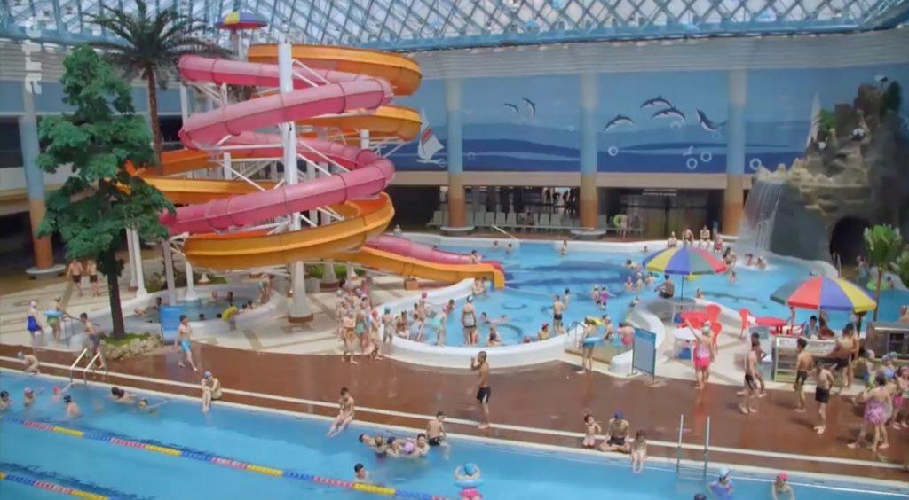 Parc aquatique de Pyongyang
